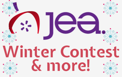 JEA Winter Contests and Journalist of the Year Updates