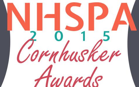 Congratulations to the 2015 NHSPA Cornhusker Award Recipients