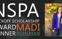 Omaha North's Pohlman awarded NSPA Scholarship