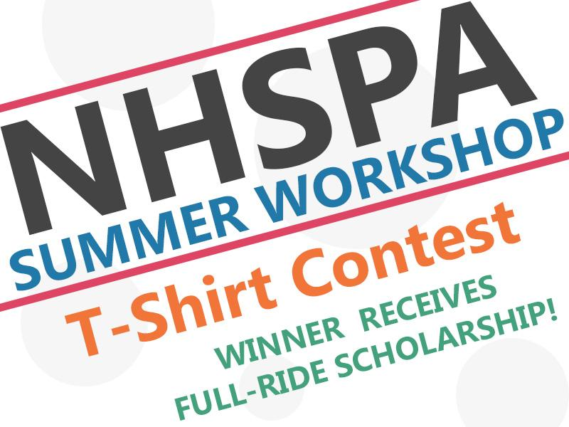 Summer Workshop T-Shirt Design Contest!