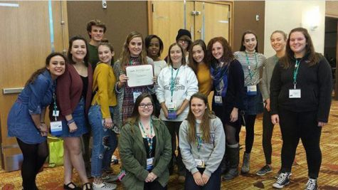 JEA/NSPA Convention Student Award Results