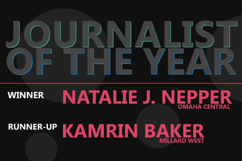 2015 Nebraska Student Journalist of the Year