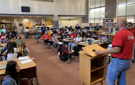 Partner Project provides training at Omaha South Magnet High School